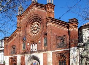 chiesa San Marco Milano 2
